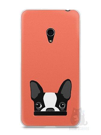 Capa Zenfone 5 Cachorro Bulldog Francês #1
