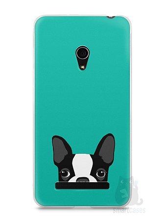 Capa Zenfone 5 Cachorro Bulldog Francês #3