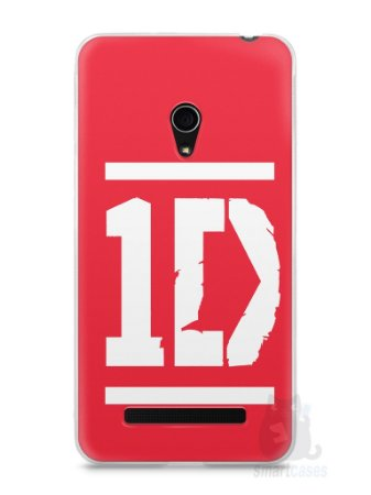 Capa Zenfone 5 One Direction #4
