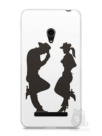 Capa Zenfone 5 Cowboy e Cowgirl