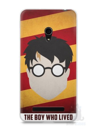 Capa Zenfone 5 Harry Potter #2