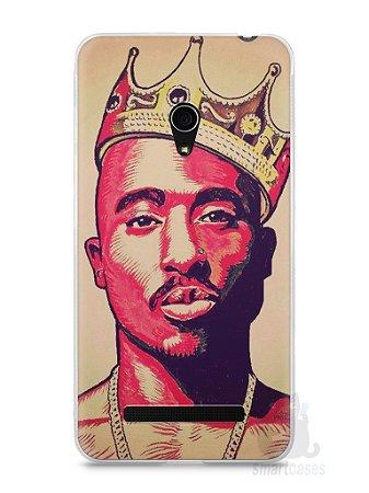 Capa Zenfone 5 Tupac Shakur #1