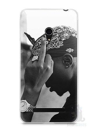 Capa Zenfone 5 Tupac Shakur #2