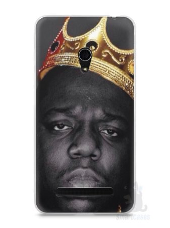 Capa Zenfone 5 The Notorious B.I.G.