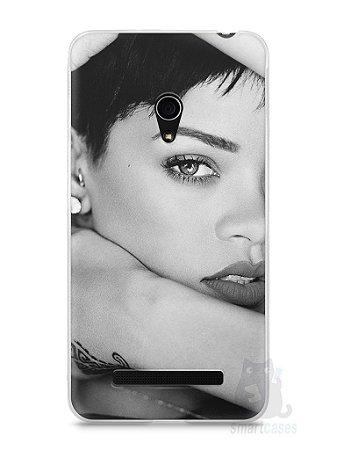 Capa Zenfone 5 Rihanna #5