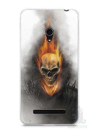 Capa Zenfone 5 Motoqueiro Fantasma