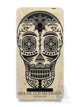 Capa Zenfone 5 Dia dos Mortos #2