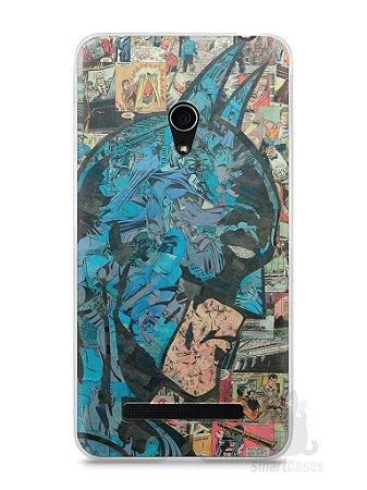 Capa Zenfone 5 Batman Comic Books #2