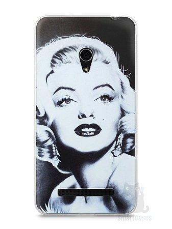 Capa Zenfone 5 Marilyn Monroe #4