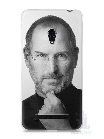 Capa Zenfone 5 Steve Jobs