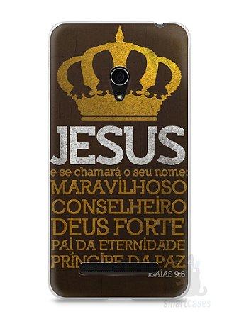 Capa Zenfone 5 Jesus #4