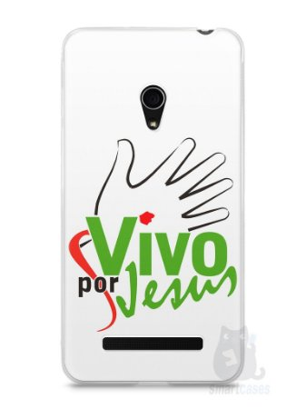 Capa Zenfone 5 Vivo Por Jesus