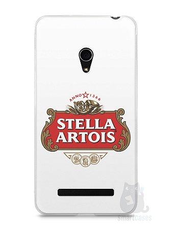 Capa Zenfone 5 Cerveja Stella Artois