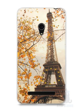 Capa Zenfone 5 Torre Eiffel #1