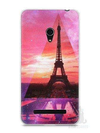 Capa Zenfone 5 Torre Eiffel #2