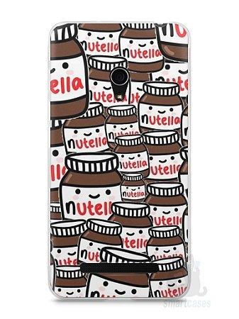 Capa Zenfone 5 Nutella #1