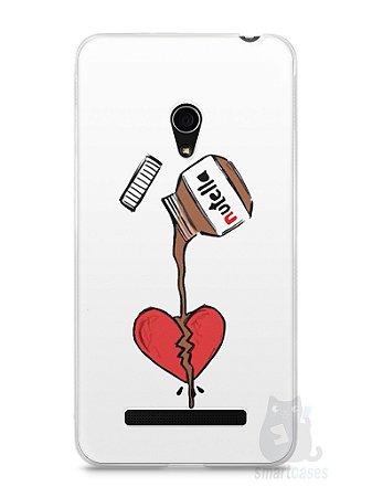 Capa Zenfone 5 Nutella #3