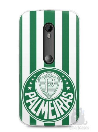 Capa Moto G3 Time Palmeiras #1