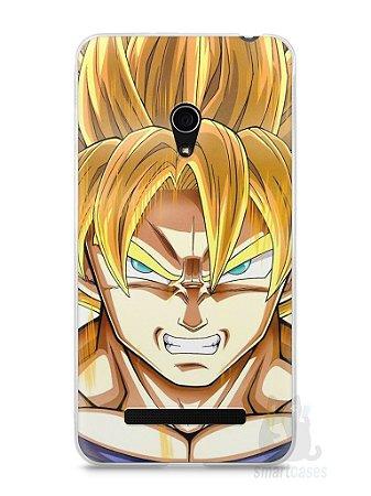 Capa Zenfone 5 Dragon Ball Z Gohan SSJ2
