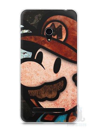 Capa Zenfone 5 Super Mario #2