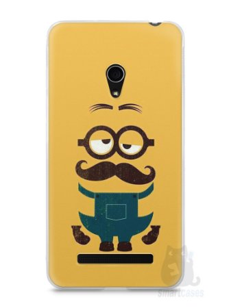 Capa Zenfone 5 Minions #3