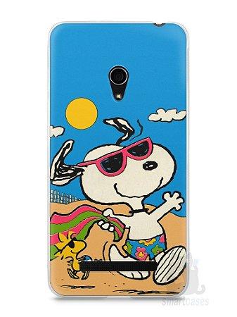 Capa Zenfone 5 Snoopy #1
