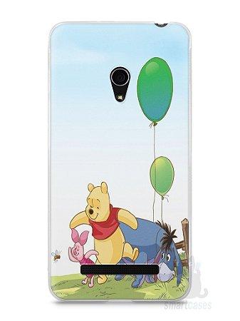 Capa Zenfone 5 Ursinho Pooh