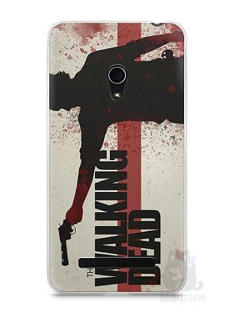 Capa Zenfone 5 The Walking Dead #1