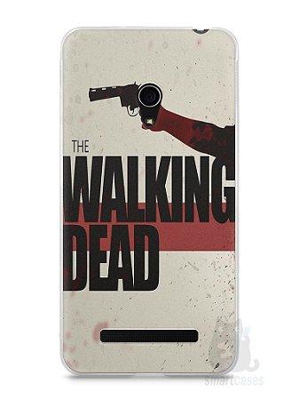 Capa Zenfone 5 The Walking Dead #3