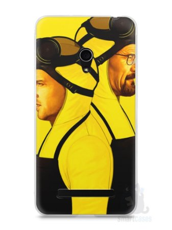 Capa Zenfone 5 Breaking Bad #10