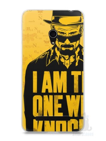 Capa Zenfone 5 Breaking Bad #8