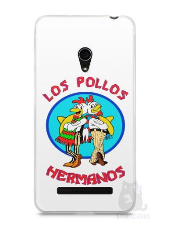 Capa Zenfone 5 Breaking Bad Los Pollos Hermanos #1