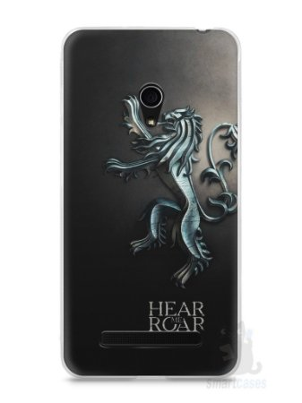 Capa Zenfone 5 Game Of Thrones Lannister