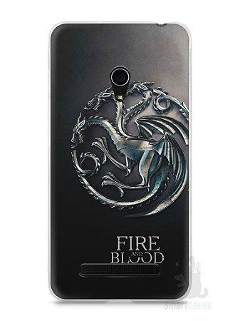 Capa Zenfone 5 Game Of Thrones Targaryen