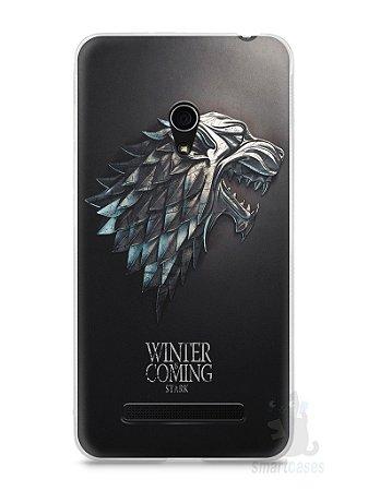 Capa Zenfone 5 Game Of Thrones Stark
