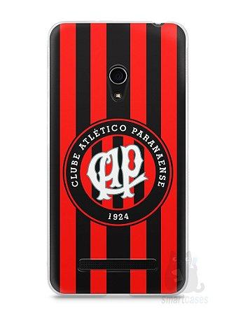 Capa Zenfone 5 Time Atlético Paranaense