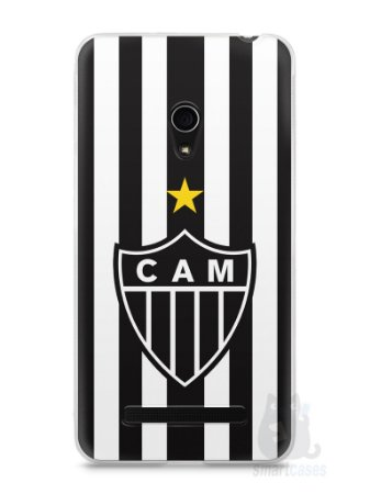 Capa Zenfone 5 Time Atlético Mineiro Galo #1