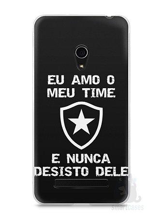 Capa Zenfone 5 Time Botafogo #3