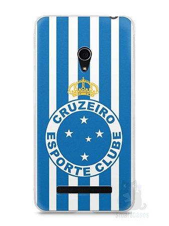 Capa Zenfone 5 Time Cruzeiro #2
