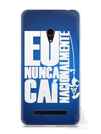 Capa Zenfone 5 Time Cruzeiro #4