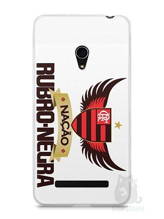Capa Zenfone 5 Time Flamengo #4