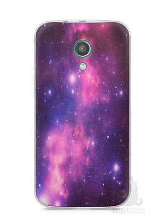 Capa Moto G2 Galáxia