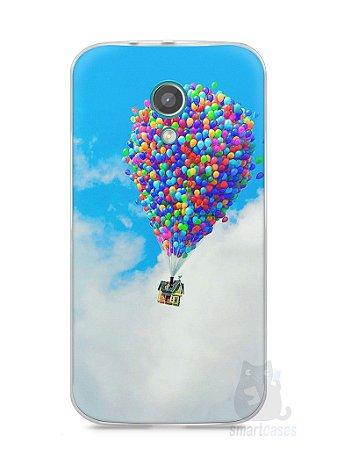 Capa Moto G2 Balões
