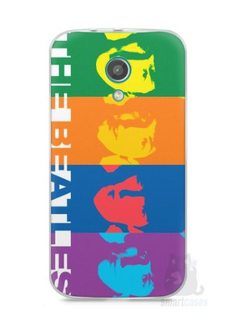 Capa Moto G2 The Beatles #2
