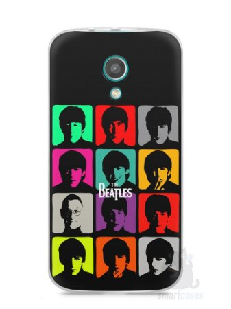 Capa Moto G2 The Beatles #3