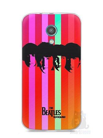 Capa Moto G2 The Beatles #4