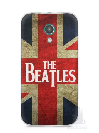 Capa Moto G2 The Beatles #5
