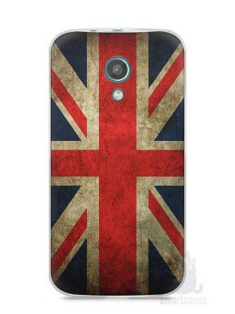 Capa Moto G2 Bandeira da Inglaterra