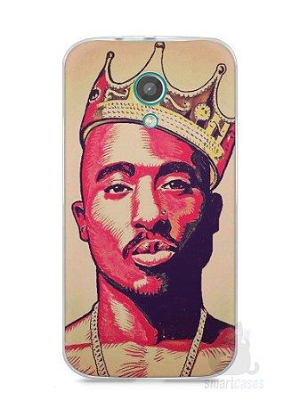 Capa Moto G2 Tupac Shakur #1