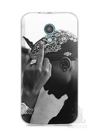 Capa Moto G2 Tupac Shakur #2